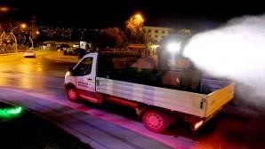 Hatay Büyükşehir Belediyesi önlemlerini sürdürüyor