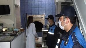 Hatay Büyükşehir Belediyesi'nden Korona virüse karşı hijyen denetimi