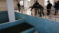 HATSU Heyeti Karaçay Barajı ve İçme Suyu Arıtma tesisini gezdi