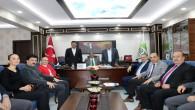 HATSU Genel Müdürü İskenderun Muhtarlarını ağırladı