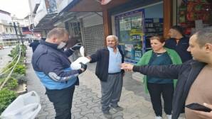 Samandağ Belediyesi Ücretsiz Maske Dağıtımına Başladı