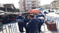 Defne Belediye Başkanı İbrahim Güzel Semt Pazarlarında sıkı önlemler almaya devam edeceklerini dile getirdi