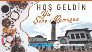 Hatay Büyükşehir Belediye Başkanı Doç. Dr. Lütfü Savaş Mübarek Ramazan Ayı Dolayısıyla Bir Mesaj Yayınladı