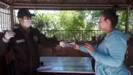 Sosyal Yardım Dağıtımı Kapsamında Mahalle Bekçileri İhtiyaç Sahibi Ailelere 78 Bin Tl Dağıttı