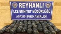 Reyhanlı'da Uyuşturucu Operasyonu