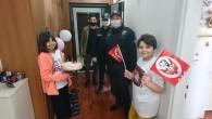 Hatay İl Emniyet Müdürlüğünden 23 Nisan Ulusal Egemenlik ve Çocuk Bayramı 100. Yıl Etkinlikleri