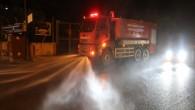 Hatay Büyükşehir Belediyesi ekipleri, dünyayı etkisi altına alan koronavirüs salgınına karşı aldığı önlemleri giderek arttırıyor.