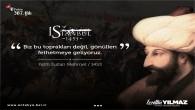 Başkan Yılmaz İstanbul'un Fethi'nin 567. Yıldönümünü kutladı