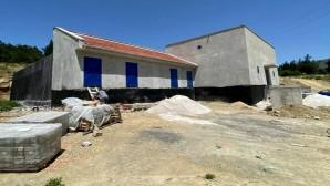 HATSU, Belen ilçesindeki içme suyu depolarında çalışmalarını sürdürüyor