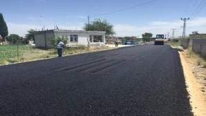 Hatay Büyükşehir Belediyesinden Gülovaya Beton asfalt