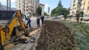 Hatay Büyükşehir Belediyesinden Kavaslı Alt Geçide drenaj hattı
