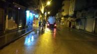 Antakya Belediyesi Kurtuluş Caddesini boydan boya yıkadı