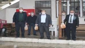 Antakya Kaymakamı Orhan Mardinli ve Antakya Belediye Başkanı İzzettin Yılmaz Esenlik ve Esentepe Mahalle Muhtarlıklarını Ziyaret Ettiler