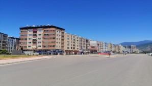 İskenderun'da Kısıtlamanın Üçüncü, Bayram'ın İkinci Günü Sakin Geçti