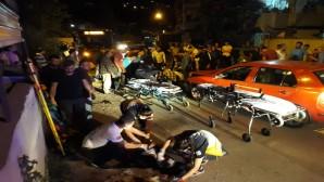 Hatay'da Feci Kaza: 2 Kardeş Ağır Yaralı