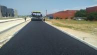 Hatay Büyükşehir Belediyesi'nden İskenderun Teknik Üniversitesine beton asfalt