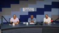 Hatayspor'un başarılı emektar futbolcusu İzzet Kakil; Süper Lig bekle bizi, Hatayspor beşinci büyük olarak geliyor