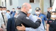 İçişleri Bakanı Süleyman Soylu'dan Şehit Ailesine Ziyaret