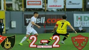 Lider Hatayspor 2-0'dan Geri Döndü