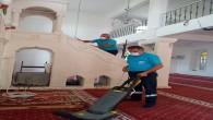 İbadethaneler Antakya Belediyesi ekiplerince temizleniyor