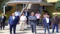 ATSO Heyetinden Beyza tesislerine ziyaret