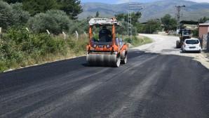 Antakya Belediyesinden Gülderen mahallesine asfalt