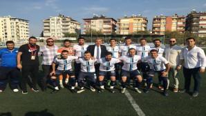 Antakya Belediyesi  Futbol takımı  1. Amatör kümeye yükseldi