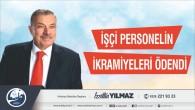 Antakya Belediyesi İşçilerine İkramiyelerini ödedi