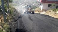 Antakya Belediyesi asfaltlama çalışmalarını sürdürüyor