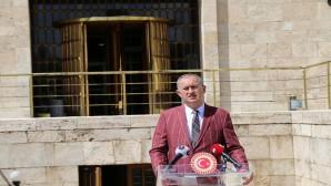 CHP Milletvekili Atilla Sertel'den tutuklu Meslektaşı Müyesser Yıldız'a ziyaret