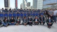 Baro Başkanlarına Polis engeli
