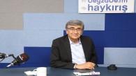 CHP Hatay İl Başkanı Dr. Ramiz Parlar: Demokrasi Herkese Lazım