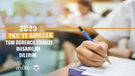Başkan Refik Eryılmaz, YKS sınavına girecek öğrencilere başarılar diledi
