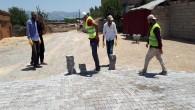Hatay Büyükşehir Belediyesi'nin yol çalışmalarındaki yeni adresi Bintaş Mahallesi