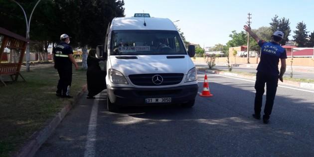 Hatay Büyükşehir Belediyesinden Zabıta denetimlerine devam