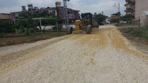 Hatay Büyükşehir Belediyesinden stabilize çalışmalarına devam