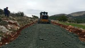 Hatay Büyükşehir Belediyesinden yol genişletme çalışmaları