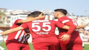Hatayspor Balıkesirspor maçı hazırlıklarına başladı