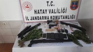 Kırıkhan, Antakya, Defne, İskenderun ve Reyhanlı İlçelerinde 39 şüpheliye ait 41 adreste eş zamanlı operasyon