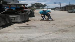 Antakya Belediyesinden kapsamlı temizlik