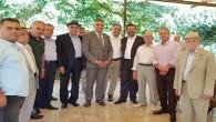 CHP Hatay Milletvekili Mehmet Güzelmansur kanaat önderleriyle buluştu