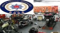 İskenderun İlçe Emniyet Müdürlüğü Bölgesindeki Motosiklet  Tamirhanelerine yönelik uygulama gerçekleştirdi