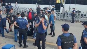 Polis, Bilecik baro başkanvekilini yere düşürerek gözaltına aldı