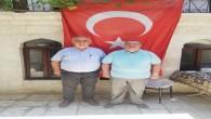 Emekli Emniyet Müdürü Reşat Ertangün İzmir'e yerleşti
