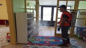 Samandağ Belediyesi Kreş ve Gündüz Bakımevi  8 Haziran'a hazır