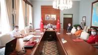 Vali Doğan'ın başkanlığında Yeni Stadın Değerlendirme Toplantısı Yapıldı