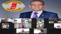 """Türkiye Gazeteciler Federasyonu: """"Zorlu süreçte Anadolu basını başarılı sınav verdi """""""