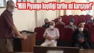 Milli Piyango Bayi ve Seyyar  Bayiler toplantısı yapıldı