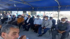 Saadet Partisi'nden Şehit Mehmet Günay'ın ailesine taziye ziyareti