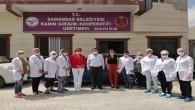 Samandağ Belediyesi Kadın Girişimi Kooperatifi Üretimevine ziyaret